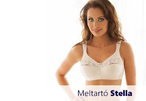 Stella - merevítős melltartó mellkisebbítő hatással