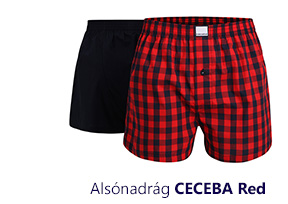 CECEBA Red férfi alsónadrág 2 db-os csomagolás